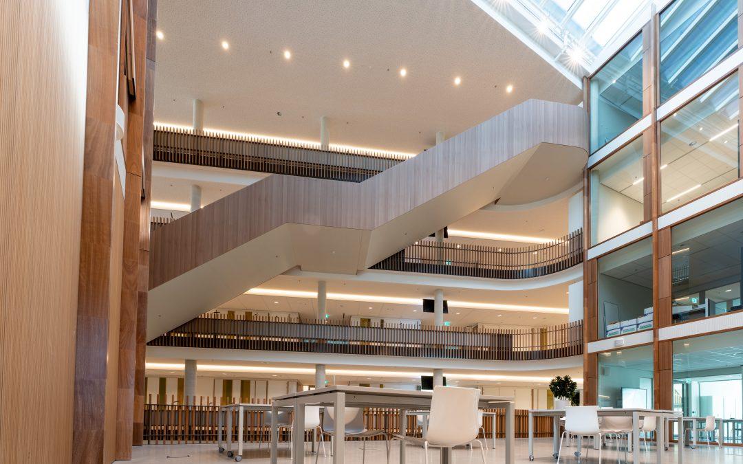 Maria Montessorigebouw Nijmegen